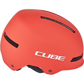 Cube Dirt 2.0 Helm red